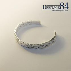 Men's Silver Cuff bracelet