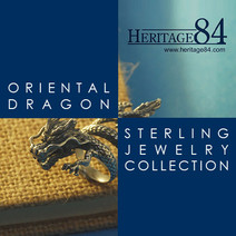 Dragon Jewelry | Sterling silver Dragon Ring