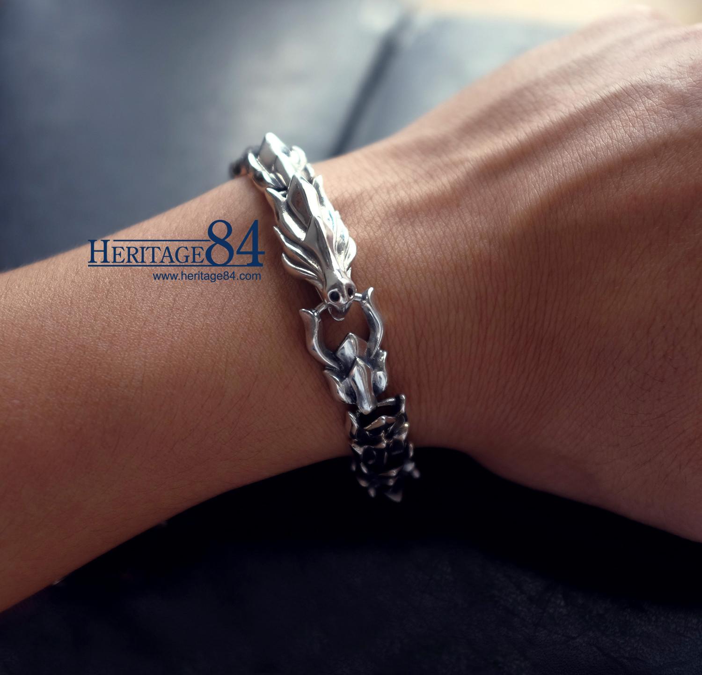 Dragon bracelet for man (4)