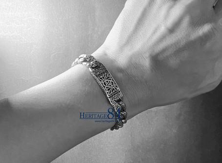 Unisex Gothic bracelet