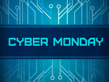 Time to celebrate Cyber Monday 2016
