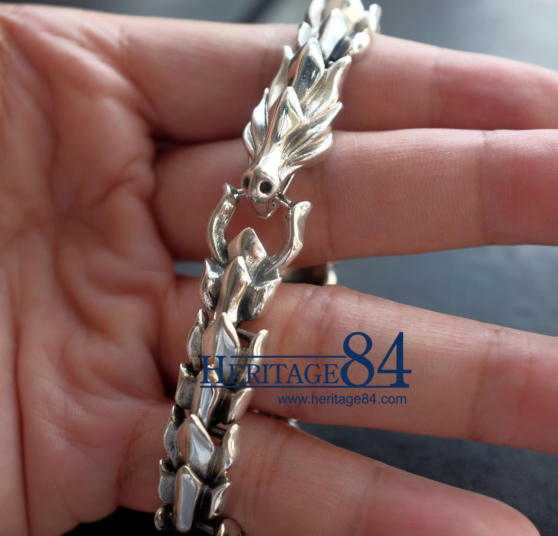 Dragon bracelet for man (3)