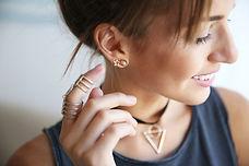 Sterling silver earrings | Heritage84