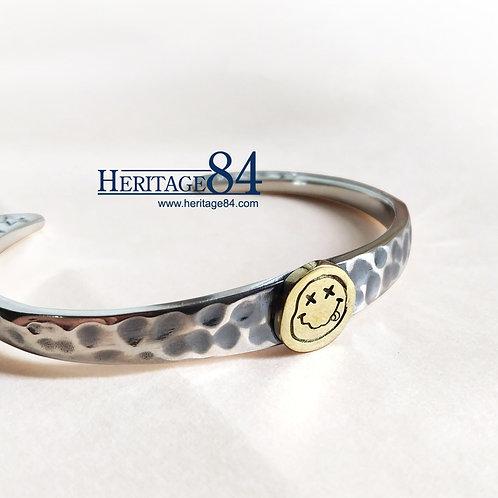 Emoji Face bangle bracelet for girls