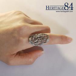 Index finger ring   nightingale