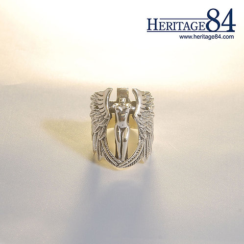 Guard Angel Ring | Men's statement ring |