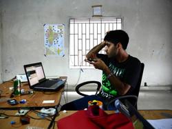 Arduino India office