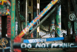 Graffiti Art, La Petite Ceinture