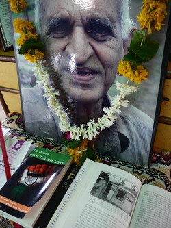 Vigyan Ashram founder, Dr Kalbag