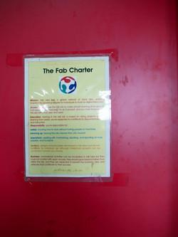 Fab Lab Charter, Vigyan Ashram