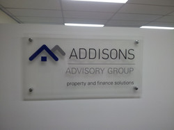 Addisons-Frosted-Etch-Acrylic-Sign-with-3D-and-Vinyl-Lettering