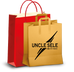 UNCLE SELE Industry paper bags