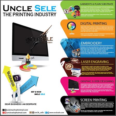 unclesele printing, zenji printings, zanzibar tshirt printing, printing in zanzibar