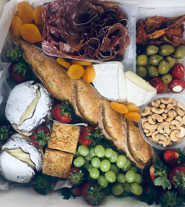 Grazing Hamper for Two