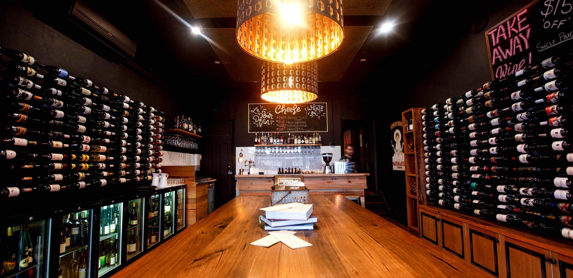 Hampton Wine Bar