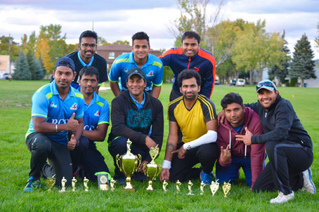 Rochester Cricket Club wins WNY Cricket League 2016!