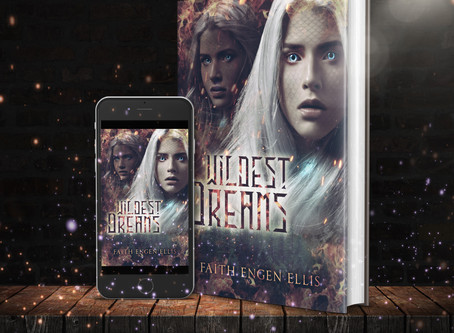 First Time Author - The Truth and an Update on My Debut - Wildest Dreams