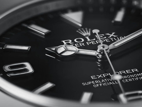 Great article on the Rolex Explorer I