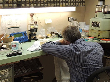 We are Watchmakers not sales assistants!