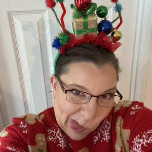 Time to get silly and have fun passing out toys