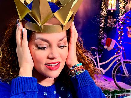 Estrenan Nicho Hinojosa y Tatiana canción navideña