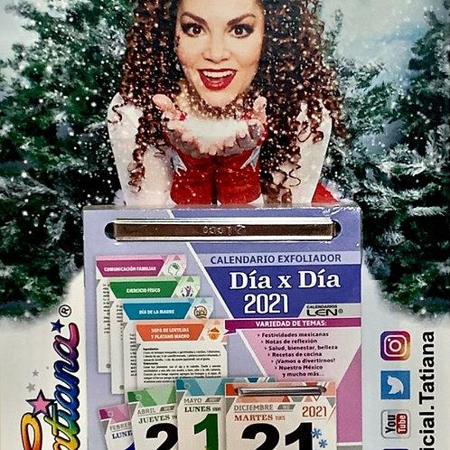 Calendario Tatiana 2021