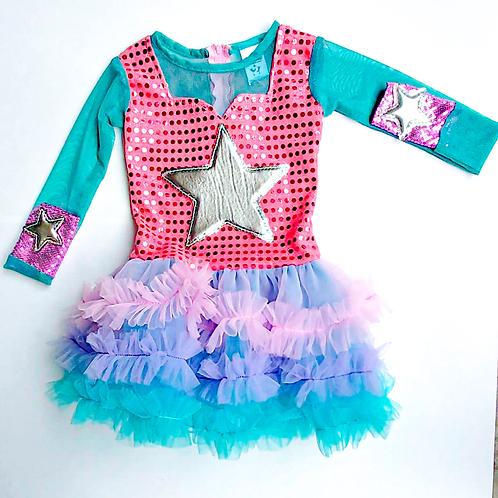 Vestido Tatiana (Color Pastel)