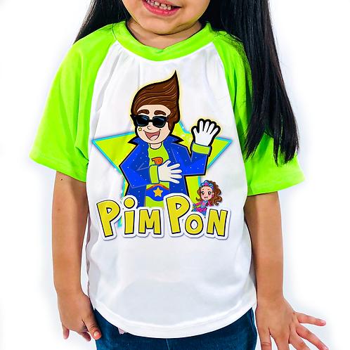 Playera  Pim Pon (Infantil)