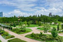 Hermann Park Centennial Gardens