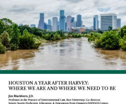 Houston A Year After Harvey
