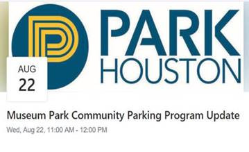 Community Parking - Please join us!