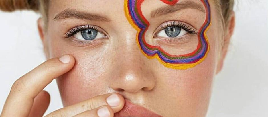 MODEL PERSPECTIVE Britt Liv Kolsteren A Millennial Throwback For The Cover Of Lucy's September 2020
