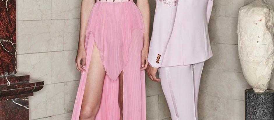 INDUSTRY INSPO Versace Fall 2020
