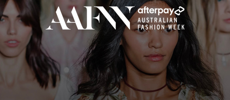 INDUSTRY INSPO Afterpay Announces Australian Fashion Week Takeover