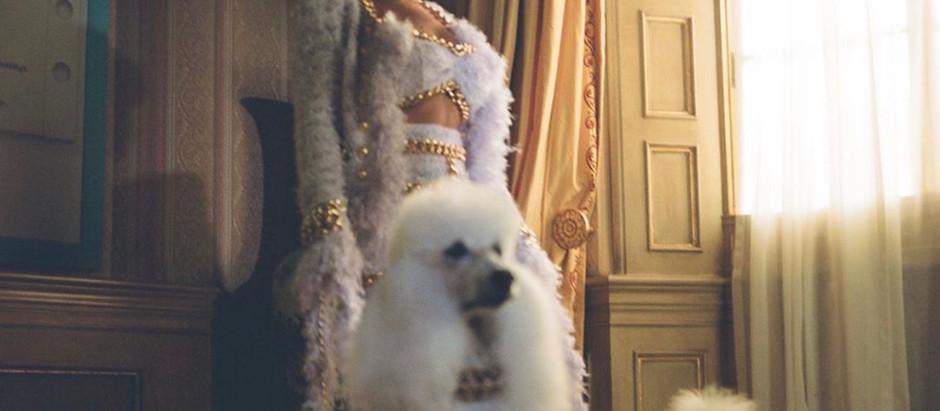 "INDUSTRY INSPO Balmain for Beyoncé's New Visual Album ""Black Is King"""