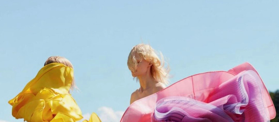 MODEL PERSPECTIVE Rising Model Vilma Sjöberg Stuns In Vogue Russia August 2020