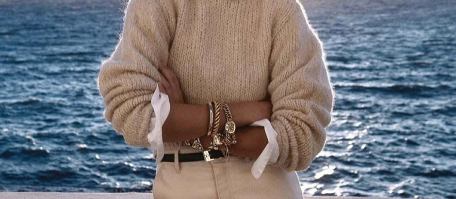"MODEL PERSPECTIVE Luna Bijl is Ultra-Stunning for ""Ultra-Marine"" Vogue Paris September 2020"