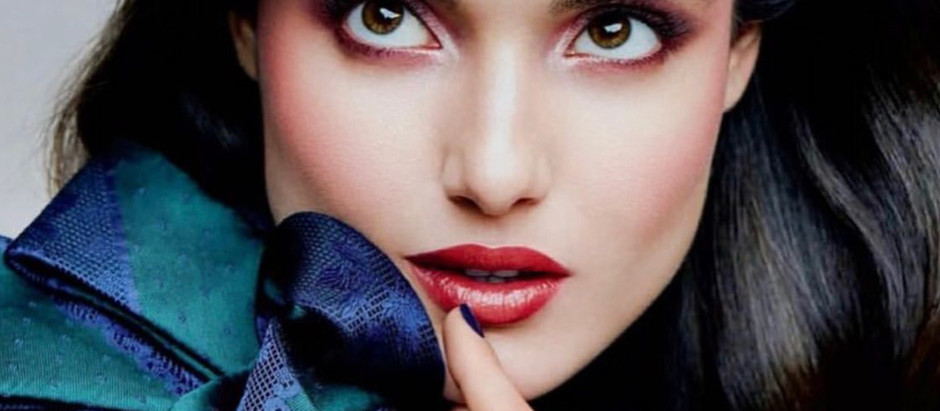 MODEL PERSPECTIVE Blanca Padilla for Vogue Spain September 2020