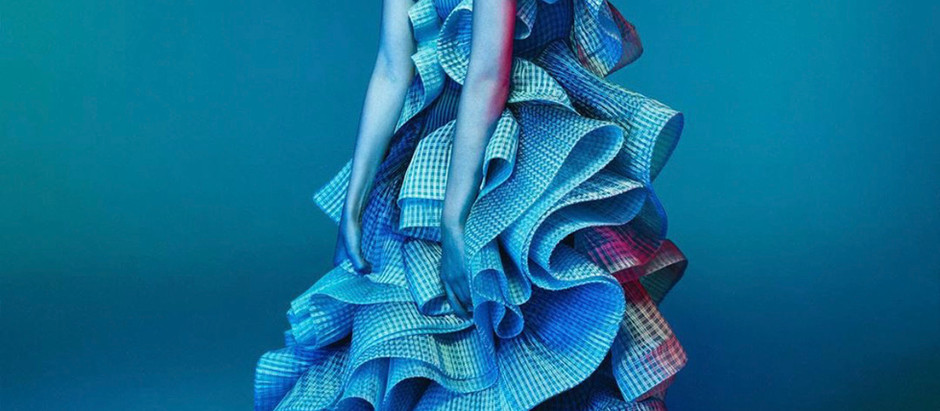 INDUSTRY INSPO Abyssirium Inspiration by Luis Monteiro and Alexina Graham for Harpers Bazaar Arabia