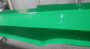 Building mold for beams