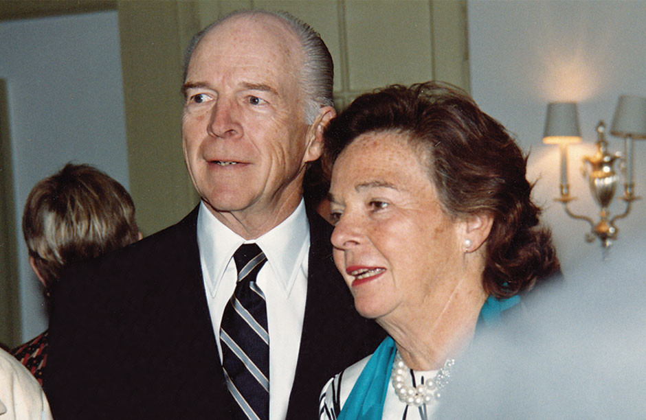 Mr. and Mrs. Henry L. Hillman