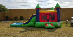 Combo Slide 14x28 $230