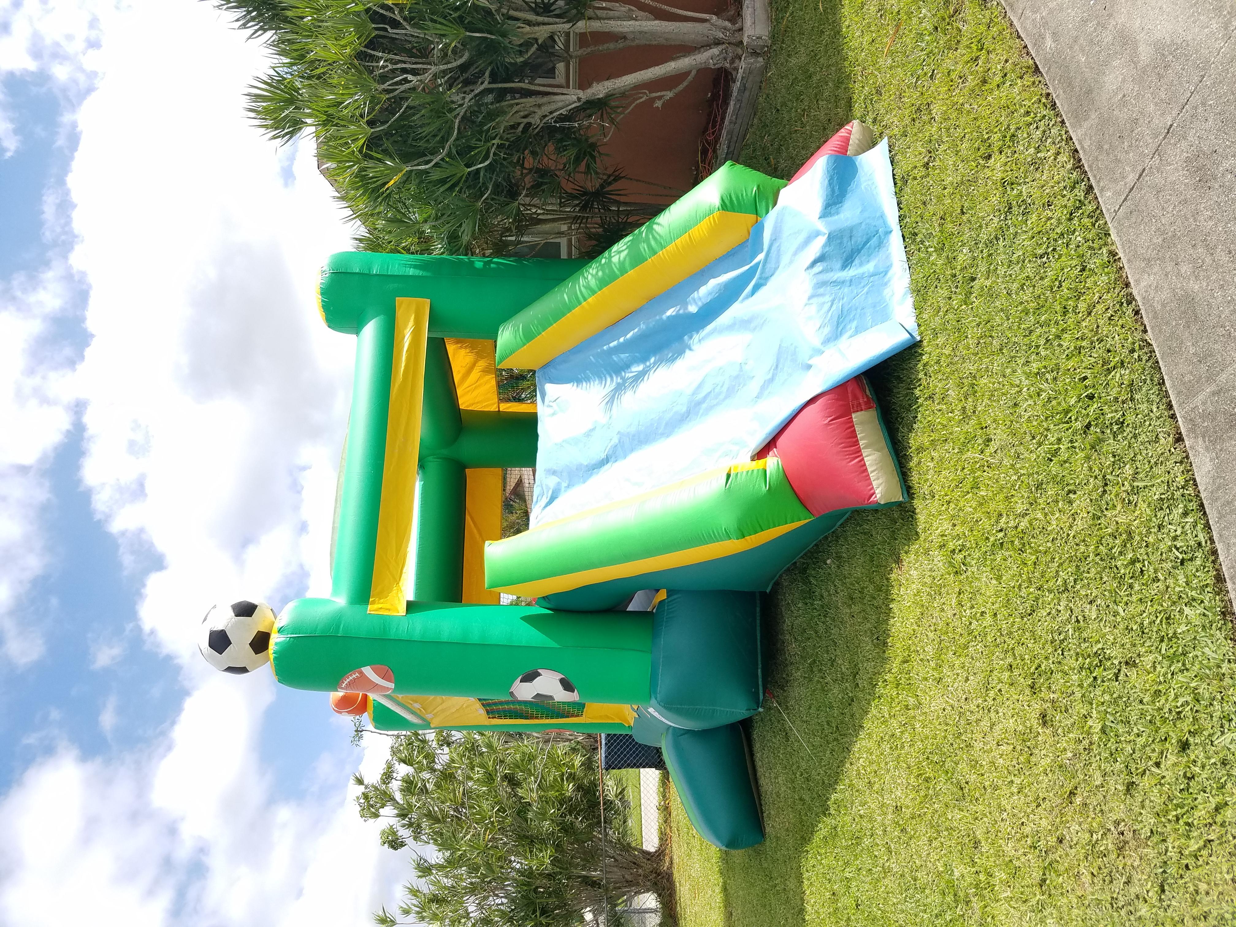 Green sports 13x19 $140
