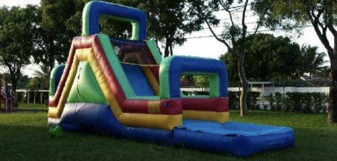 Castle slide 2 15x30 $230