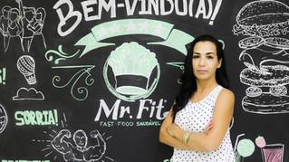 Empreendedora cria rede de fast-food saudável que fatura R$ 3,5 milhões por mês