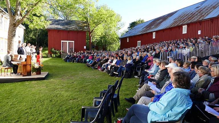 Låvefest på Ytterøya