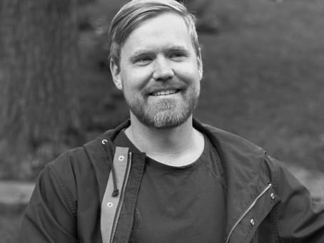 #minkollega: Olle Holmgren
