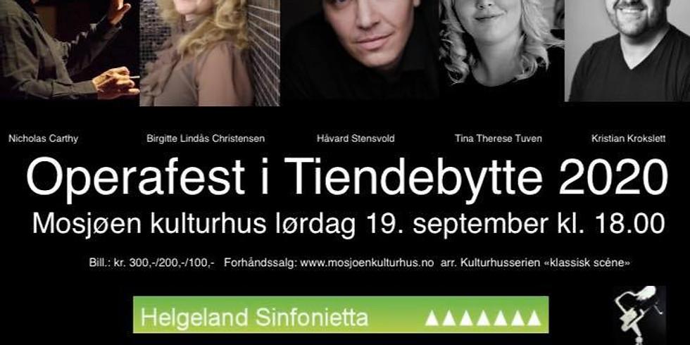 Operafest i Tiendebytte 2020