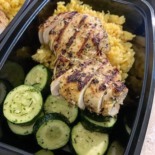 Lemon Pepper Grilled Chicken