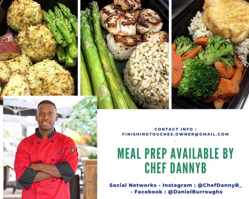 Hands On Meal Prep Class